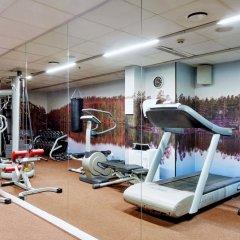 Гостиница Sokos Olympia Garden фитнесс-зал