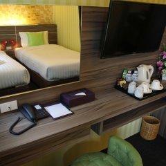 Отель Pakdee Bed And Breakfast Бангкок удобства в номере фото 2