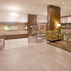Отель Holiday Inn Vancouver Centre Канада, Ванкувер - отзывы, цены и фото номеров - забронировать отель Holiday Inn Vancouver Centre онлайн интерьер отеля фото 2