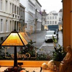 Отель Cavalier Бельгия, Брюгге - отзывы, цены и фото номеров - забронировать отель Cavalier онлайн фото 5