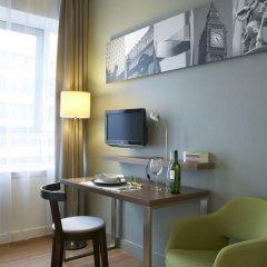 Отель Citadines Apart'hotel Holborn-Covent Garden London Великобритания, Лондон - отзывы, цены и фото номеров - забронировать отель Citadines Apart'hotel Holborn-Covent Garden London онлайн удобства в номере