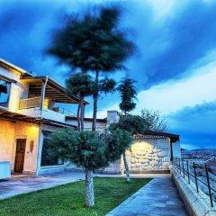 Отель Avanos Evi Cappadocia Аванос приотельная территория