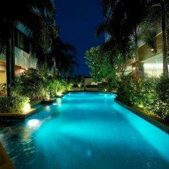 Отель Jasmine City Бангкок бассейн фото 2