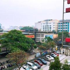 Hanoi Eternity Hotel парковка