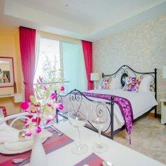 Отель Almali Rawai Beach Residence 4* Номер Делюкс с различными типами кроватей фото 2