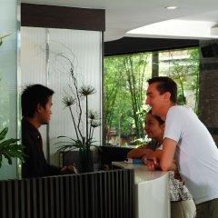 Отель Trang Hotel Bangkok Таиланд, Бангкок - отзывы, цены и фото номеров - забронировать отель Trang Hotel Bangkok онлайн спа фото 2