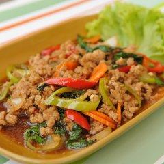 Отель Regent Suvarnabhumi Hotel Таиланд, Бангкок - 2 отзыва об отеле, цены и фото номеров - забронировать отель Regent Suvarnabhumi Hotel онлайн питание фото 2