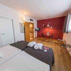 Апарт-отель Atenea Barcelona Барселона сейф в номере
