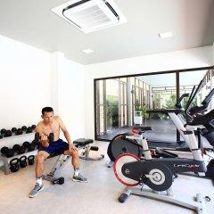 Отель Proud Phuket фитнесс-зал