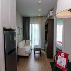 Отель NIDA Rooms Luxury Chalong Pier удобства в номере фото 2