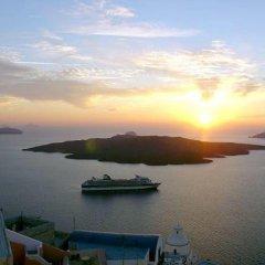 Отель Atlantis Hotel Греция, Остров Санторини - отзывы, цены и фото номеров - забронировать отель Atlantis Hotel онлайн приотельная территория фото 2