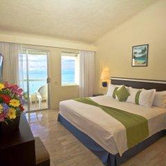 Aquamarina Beach Hotel комната для гостей