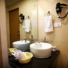 Отель Kumari Boutique Hotel Непал, Катманду - отзывы, цены и фото номеров - забронировать отель Kumari Boutique Hotel онлайн ванная фото 2