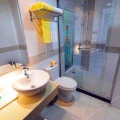 Hantai Mojia Hotel Hangzhou Xiaoshan Beigan Branch ванная
