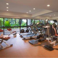 Goodwood Park Hotel фитнесс-зал фото 2