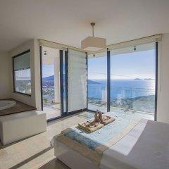 Villa Swan Турция, Калкан - отзывы, цены и фото номеров - забронировать отель Villa Swan онлайн комната для гостей фото 3
