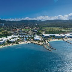 Отель Riu Reggae Adults Only - All Inclusive Ямайка, Монтего-Бей - отзывы, цены и фото номеров - забронировать отель Riu Reggae Adults Only - All Inclusive онлайн приотельная территория