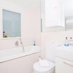 Отель 2 Bedroom Flat in Marylebone With Views Великобритания, Лондон - отзывы, цены и фото номеров - забронировать отель 2 Bedroom Flat in Marylebone With Views онлайн ванная