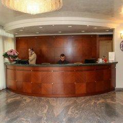 Отель Gallia Palace Римини интерьер отеля
