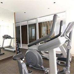 Отель Jasmine Resort Бангкок фитнесс-зал