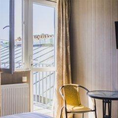 Отель Prima rooms балкон