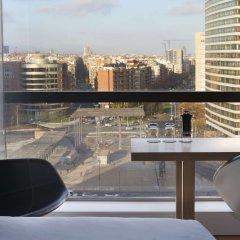 Отель Barceló Hotel Sants Испания, Барселона - 10 отзывов об отеле, цены и фото номеров - забронировать отель Barceló Hotel Sants онлайн балкон