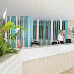 Отель Apartamentos HSM Calas Park - All Inclusive интерьер отеля