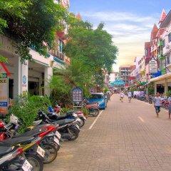 Отель Niku Guesthouse Патонг