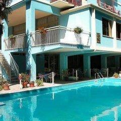 Hotel Biancamano бассейн