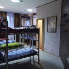 Хостел Фортуна на Дачном комната для гостей