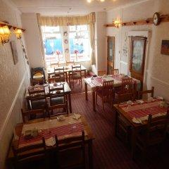 Отель Llanryan Guest House питание фото 3