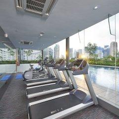 Hotel Boss фитнесс-зал фото 4