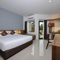 Отель The Chill at Krabi Hotel Таиланд, Краби - отзывы, цены и фото номеров - забронировать отель The Chill at Krabi Hotel онлайн комната для гостей фото 2