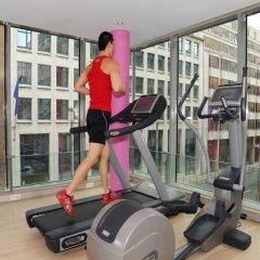 Отель Thon Residence EU фитнесс-зал фото 3