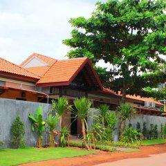 Отель Peace Paradise Beach спортивное сооружение