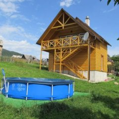 Гостиница Sadyba Chertizh бассейн