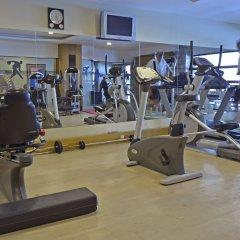 Отель Trendy Aspendos Beach - All Inclusive Сиде фитнесс-зал фото 2