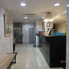 Отель Click Hotel Южная Корея, Сеул - отзывы, цены и фото номеров - забронировать отель Click Hotel онлайн интерьер отеля фото 2