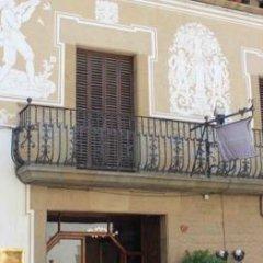 Отель Fonda Ca la Manyana балкон