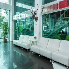 Отель Park Residence Bangkok Бангкок спа