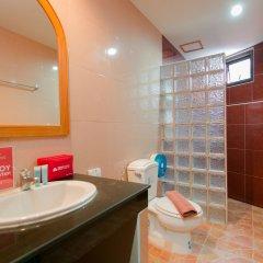 Отель RK Boutique ванная
