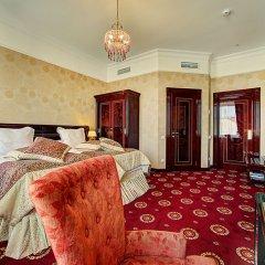 Бутик-отель Золотой Треугольник 4* Стандартный номер с двуспальной кроватью фото 43