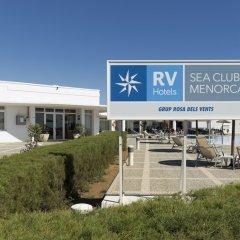 Отель Menorca Sea Club Испания, Кала-эн-Бланес - отзывы, цены и фото номеров - забронировать отель Menorca Sea Club онлайн
