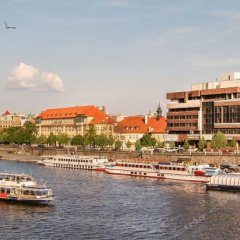 President Hotel Prague пляж фото 2