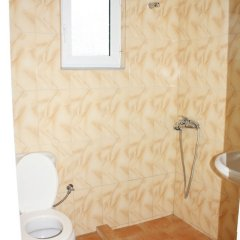 Отель Villa Marku Soanna Албания, Ксамил - отзывы, цены и фото номеров - забронировать отель Villa Marku Soanna онлайн ванная