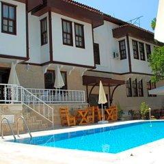 Urcu Турция, Анталья - отзывы, цены и фото номеров - забронировать отель Urcu онлайн балкон