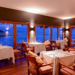 Отель Adaaran Prestige Ocean Villas Мальдивы, Северный атолл Мале - отзывы, цены и фото номеров - забронировать отель Adaaran Prestige Ocean Villas онлайн питание фото 3