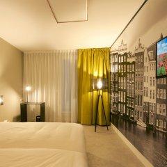 Отель Camp Inn Hotel Нидерланды, Амстердам - 2 отзыва об отеле, цены и фото номеров - забронировать отель Camp Inn Hotel онлайн комната для гостей фото 3