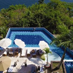 Отель WorldMark Zihuatanejo Мексика, Сиуатанехо - отзывы, цены и фото номеров - забронировать отель WorldMark Zihuatanejo онлайн бассейн фото 3