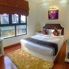 Отель Trang Trang Premium Hotel Вьетнам, Ханой - отзывы, цены и фото номеров - забронировать отель Trang Trang Premium Hotel онлайн комната для гостей фото 2